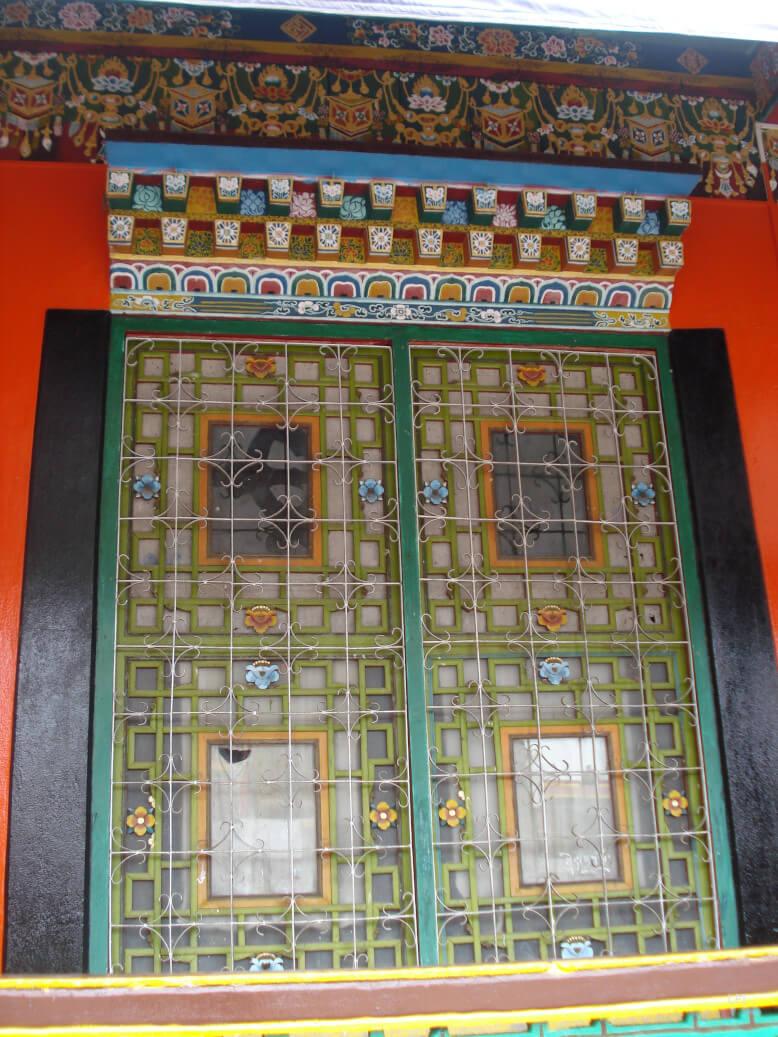 rumtek window